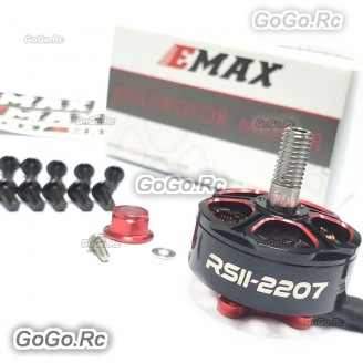 Emax RSII 2207 2550KV CW Thread Brushless Motor for RC FPV Racing Drone