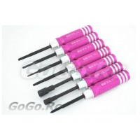 7 in 1 RC Tool Screwdriver for Trex 450 (S633-PK)
