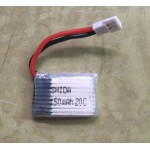 1 Pcs 20C 3.7V 150mAh Li-Po Battery w/ Protection Module For Helicopter