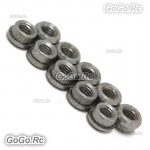 Tarot Stainless Steel M3 Locknut Nut For Gimbal - TL100A02-01
