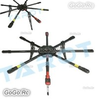 Tarot IRON MAN 1000S Carbon Fiber Octocopter 8-Axis Drone Frame Kit - TL100C01