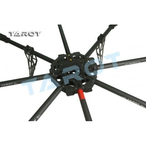 Tarot IRON MAN 1000S Carbon Fiber Octocopter 8-Axis Drone