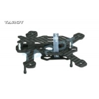 Tarot 120mm Carbon Fiber FPV Racing Multicopter Quadcopter Frame Kit - TL120H2