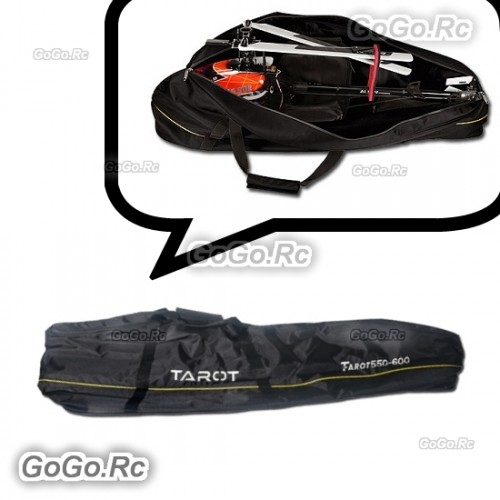 Tarot 550 Carry Bag - Black for T-REX 550 Helicopter - TL2691-01
