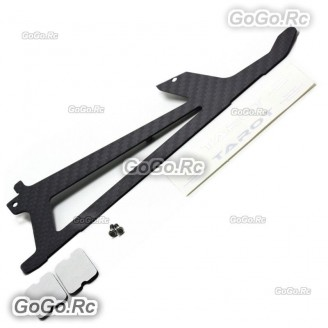 Tarot 450 Sport Parts Carbon Landing Skid 1 Pcs for 450 Rc Helicopter TL2776-02