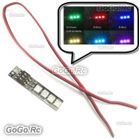 7 Color LED Strip Lights / Night Lights For FPV Quadcopter Multicopter TL2816-05