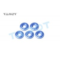 Tarot M3 Metal Main Frame Hardware Washers Body Gaskets Blue - TL2903-02