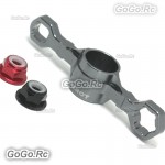 Tarot Lock Propeller Nut Wrench Tool For Drone M3 M5 M8 8mm Motor Adapter TL2959