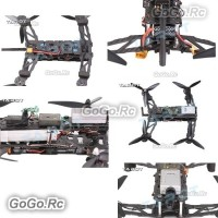 Tarot 300mm Mini 4-Axis Drone Multicopter Quadcopter Frame Kit - TL300B