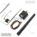 Tarot 5.8G 32CH 300mW Aluminum Audio Video A/V Transmitter Tx For FPV TL300N2