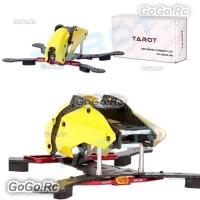 Tarot 330mm Glass Fiber Robocat FPV Racer Frame Kit with Hood Cover - TL330A