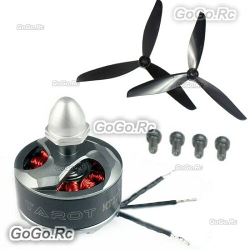 Tarot MT2208III 1500KV Self Locking Brushless CW Motor With 7 inch Blades