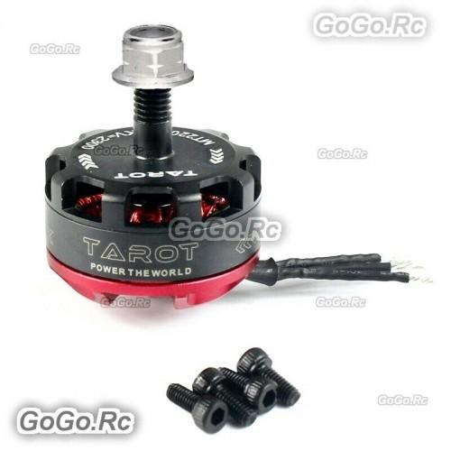 Tarot MT2205II 2300KV Self-locking Brushless CW Motor For Rc FPV Drone TL400H14