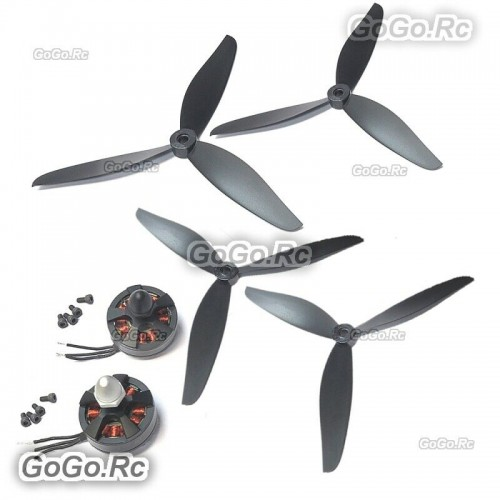 TAROT 280 300 FPV MT2204 2300KV CW&CCW Brushless Motor With Propellers TL400H5H6