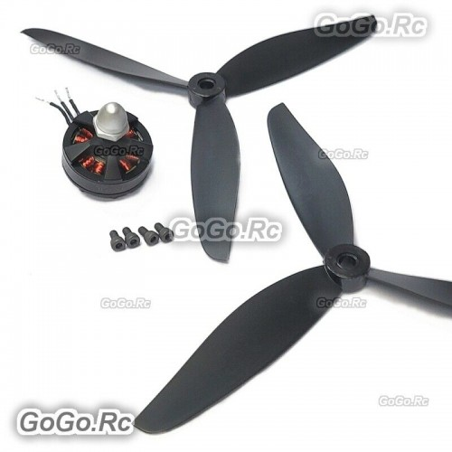 TAROT 280 300 FPV MT2204 2300KV CW Brushless Motor With Propellers TL400H5