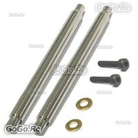 2 Pcs Tarot Feathering Shaft For Trex 450 V3 PRO Sport RC Helicotper - TL45021