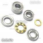 TAROT 450 DFC Bearing Set For 450 DFC Helicopter Main Rotor Holder