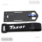 Tarot 470L Battery Base for Align 470L Helicopter Parts With Strap - TL47A08