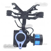 Tarot T-2D 2-Axis Camera Brushless Gimbal TL68A08 No Gyro For Gopro Hero 3 FPV