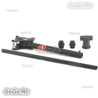 Tarot FY680 Hexacopter Parts Carbon Fiber CNC Folding Landing Skid - TL68B11