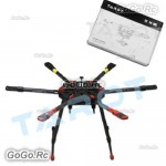 Tarot X6 Quad-Copter TL6X001 Umbrella Folding Arm With Electronic Landing Gear
