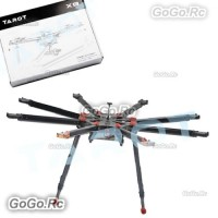 Tarot X8 Quad-Copter Umbrella Folding Heavylift 1050mm Frame W/ Retracts TL8X000
