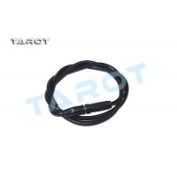 TAROT ESC Power Connection Coaxial Cable With Plug for RC Drone - TL8X004