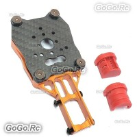 Tarot X8 Suspended Motor Mount for Multi Rotors Orange - TL8X011