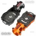 Tarot 25mm Orange & Black Suspension Anti Vibration Motor Mount Base - TL96028-9