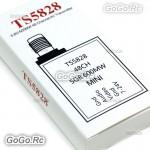 TS5828 fpv Mini 5.8G 600mW 48ch Wireless AV transmiter for qav250 racing drone