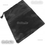 Black Storage Bag Pouch Protective for Accessories & GoPro Hero 4 3+ 3 2 - GP57