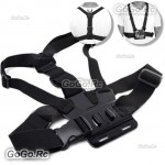 Adjustable Chest Body Strap Belt Mount Harness For GoPro HD Hero 2 3 3+ 4 - GP36