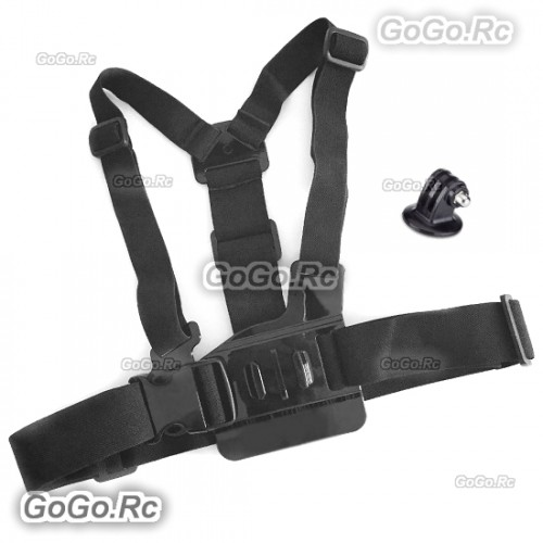Chest Body Strap with tripod mount For GoPro Hero 4 3+ 3 2 1 - GP40