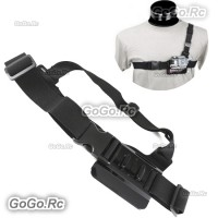 Light Weight 3 Points Chest Belt For Gopro Hero 4 3+ 3 2 1 - GP44
