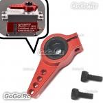 CNC Adjustable Metal Servo Arm For Futaba Kst T-Rex Tarot RC 500 550 600 700