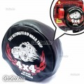 """1.9"""" Wheels Leather Spare Tire tyre Cover for 1/10 RC Crawler TRX-4 scx10 D90"""