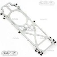 Tarot 250 SE/ PRO/ DFC Metal Bottom Plate for Trex Helicopter Silver (RH25111-1)