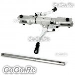 Tarot Split type 450 DFC Flybarless Main Rotor Head set Parts Silver- RH48025-02