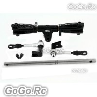 Tarot 450 DFC Main Rotor Head Upgrade Set Parts Black - RH45162-B