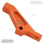 1 Pcs Tarot 450 FBL Main Rotor Holder Connected Arm Orange RH48019-02