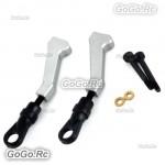 2 Pcs Tarot Silver 450DFC V2 Rotor Grip Integrated Link - RH48027-01