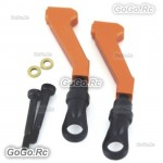 2 Pcs Tarot Orange 450DFC V2 Rotor Grip Integrated Link - RH48027-02
