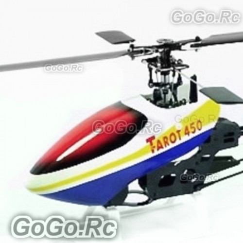 Tarot 450 Pro Carbon Fiber Basic Kit Set for T-Rex Trex Helicopter (RHS20003)
