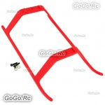 1 Pcs Fluorescent Orange Landing Skid For Trex 450 Pro Helicopter (AH45050-OR)