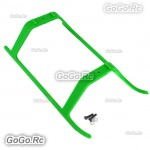 1 Pcs Fluorescent Green Landing Skid For Trex 450 Pro Helicopter (AH45050-GN)