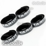5X TAROT 160mm Velcro Battery Strap Reusable Cable Tie Wrap (RH1066-04)
