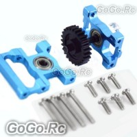 450 Tail Drive Gear Set for Trex T-Rex Helicopter - Blue
