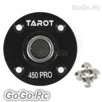 Tarot Black Main Gear Case one way For T-rex 450 Helicopter (RHS1228-02)