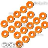 Tarot ΦM3 Main Frame Hardware Washers Body Gaskets Orange - RH2820-02
