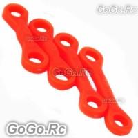 Orange Ball Link A B For Trex 450 Sport SE V2 Upgrade (RHS45105-02)